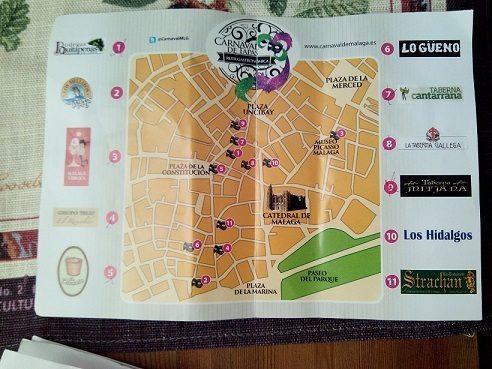 Carnaval de Tapas de Málaga