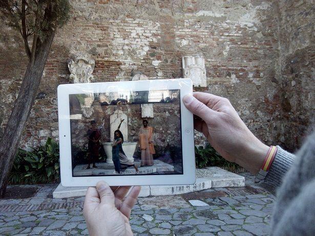 marketing turismo con realidad aumentada en Málaga