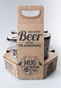 Marketing Cerveza GastroMarketing Packaging