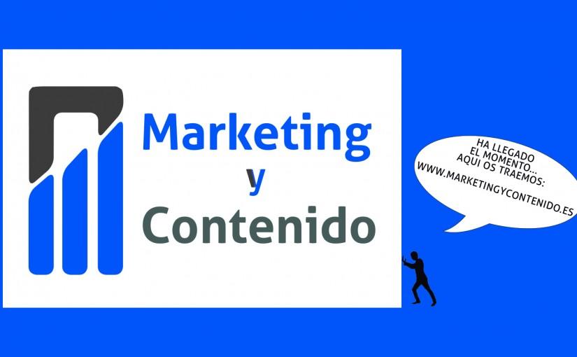 lanzamiento de marca Marketing y Contenido