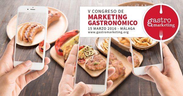 V Congreso GastroMarketing #GastroMLG16