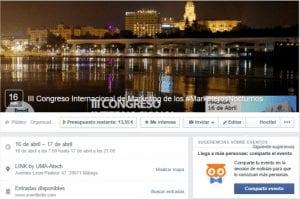 CongresoMN #MarketerosNocturnos Málaga-