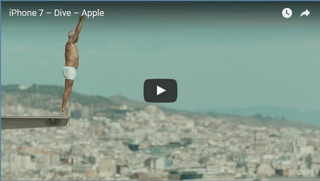 60´ de Apple, 60´ de magia - Spot