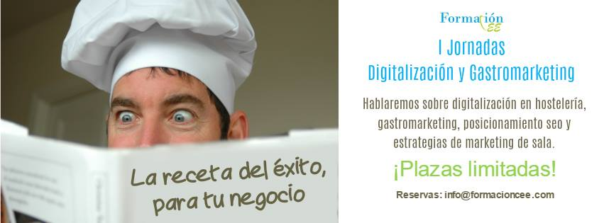 Jornadas Digitalización y GastroMarketing
