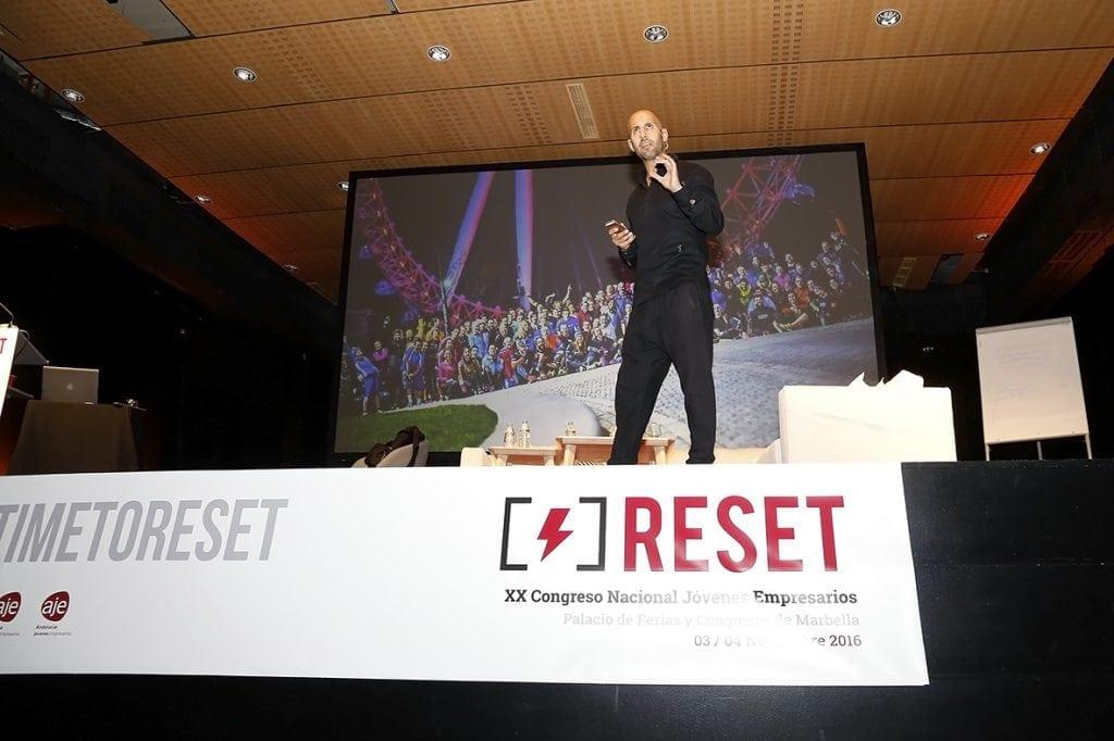 TimetoReset Reset Isra García