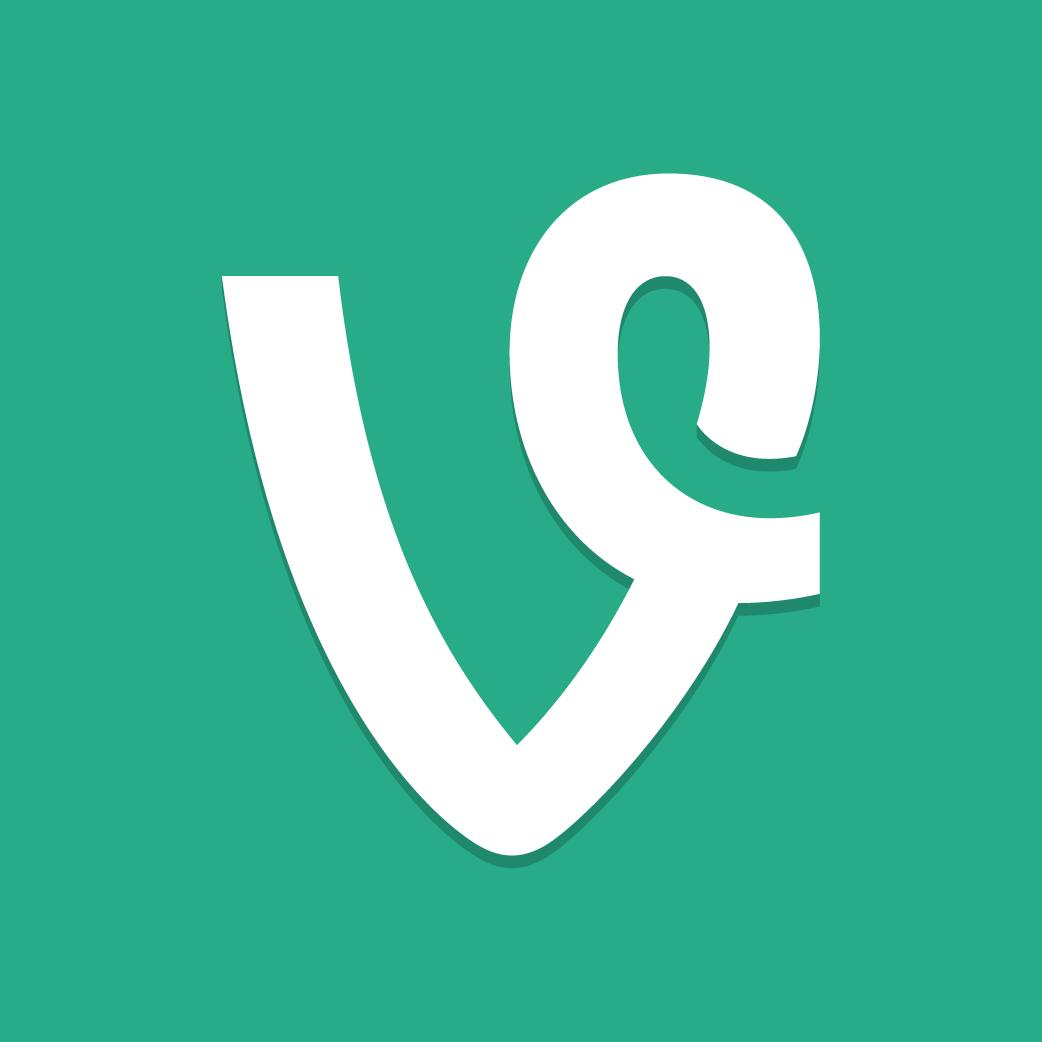 Logotipo Vine, redes sociales desaparecidas