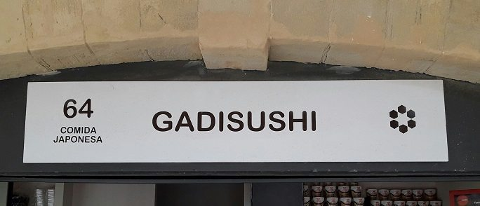 Visita a Gadisushi tras #eCommerte