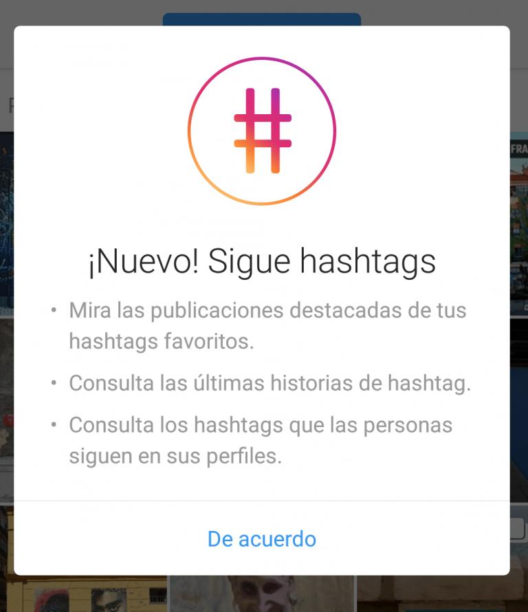 Instagram, los hashtags y su futuro - social media