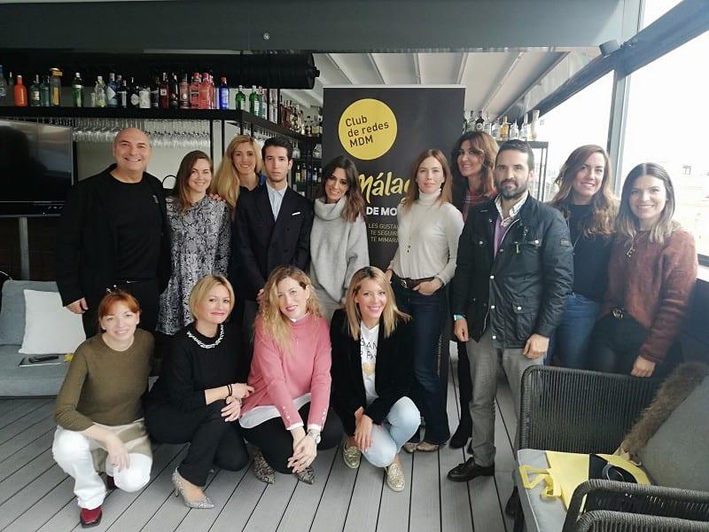 Malaga de Moda crea el Club de Redes con influencers de Instagram